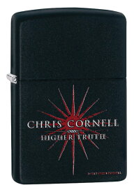 Zippo ジッポー Chris Cornell. Higher Truth 29732 zippo ジッポ ライター オプション購入で名入れ可