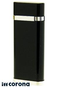 im corona イムコロナ ローレルパイプライター フリントガスライター CN66-9522 NIGHT BLACK【日本製】【送料無料】