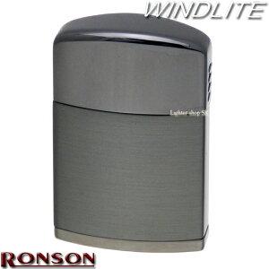 RONSON WINDLITE ロンソン ウインドライト オイルライター ガンメタル