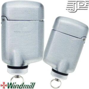 Windmill JP ウインドミル JP ターボライター アルミサテン【日本製】【送料無料】
