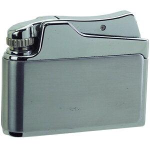 アドニス型 オイルライター 灰皿付 クロームサテーナ