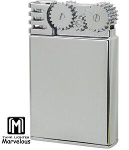 マーベラス Type-J クロームミラー オイルライター【追跡可能メール便(ネコポス)対応商品/日時指定不可】【送料無料】