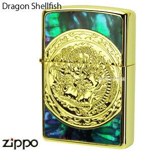 ZIPPO ドラゴン シェルフィッシュ-1 Arabesque ShellFish-1 2G-DRSF【送料無料】