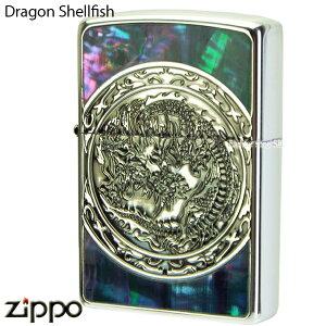ZIPPO ドラゴン シェルフィッシュ-2 Dragon ShellFish-1 2SV-DRSF【送料無料】