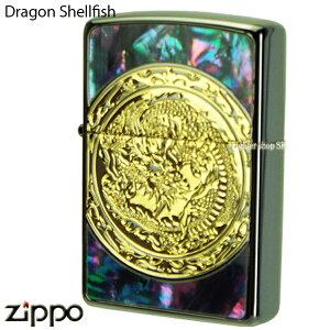 ZIPPO ドラゴン シェルフィッシュ-2 Dragon ShellFish-3 2BNG-DRSF【送料無料】
