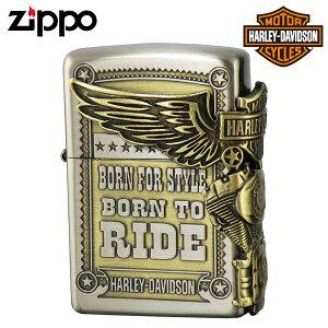 ジッポー ライター ハーレーダビッドソン HARLEY DAVIDSON バイク好き オイルライター ジッポライター zippo HDP27 バイク好き 彼氏 男性 メンズ 喫煙具 ブランド ギフト プレゼント 贈り物 返品不可