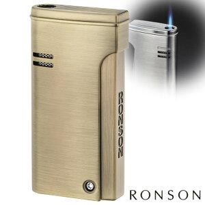 【1日限定・11%OFF】RONSON ロンソン ガスライター ロンジェット バーナーフレームライター R29-1001 ブラスサテン ギフト プレゼント 贈り物 メンズ Men's おしゃれ