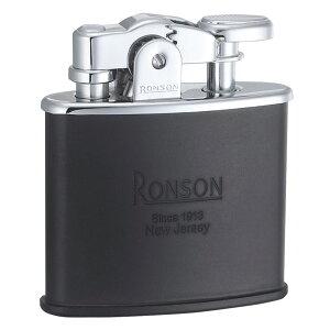 ライター ロンソン RONSON ロンソン スタンダード フリントオイルライター 黒マット R02-0028 ギフト プレゼント 贈り物 USBライター メンズ Men's おしゃれ