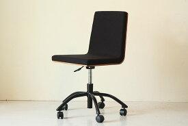 オフィスチェア 1人掛け 椅子 チェア 北欧 カフェ風 ブラック ブラウン リビング 昇降 高さ調節 新生活 学習チェア オフィス家具【本州玄関前お渡し送料無料】0551-ch-54074970