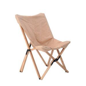 アウトドアイス 木製 折り畳み おしゃれ アウトドア 折りたたみ 椅子 コンパクト キャンプ【イス単品】