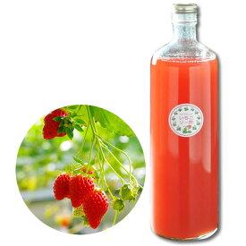 【いちごソー酢 大】 新潟県 津南町のイチゴ農家のママが作るお菓子のお店 [ママのおやつ]謹製! 自家製いちご酢|ストロベリービネガー Strawberry Vinegar|果物 酢|850g