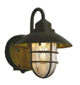 KOIZUMI(NS) コイズミ照明 人感センサ付LEDポーチライト AU51184