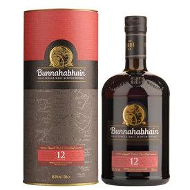 ブナハーブン12年 46.3度 700ml スコッチ ウイスキー シングルモルト アイラ 長S