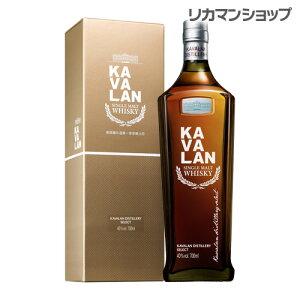 【8/4先行発売】KAVALANディスティラリーセレクトカバラン700mlシングルモルトウィスキーwhisky台湾カヴァラン