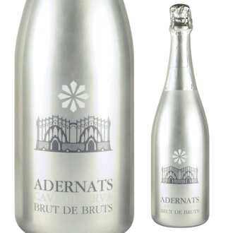 Hippo aderna Brut de Brut Reserva Cava Adernats Brut De Bruts [Spain], [drink] [White] [dry] [bubble] [sparkling] [Sparkling Wine]
