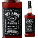 ジャックダニエル ブラック 3L 40度 3000ml[ウイスキー][バーボン][アメリカ][テネシー][長S]