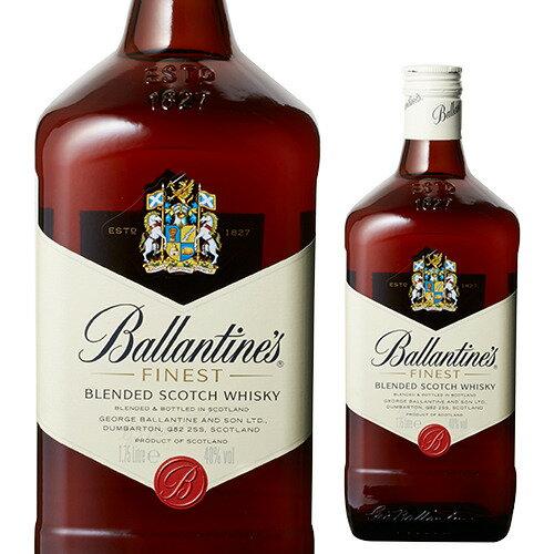 バランタイン ファイネスト 40度 1750ml[ウイスキー][スコッチ][スコットランド][ブレンデッド][長S]