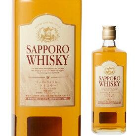 サッポロ ウイスキー40% <北海道>40度 720ml[ウイスキー][日本][ブレンデッド][長S]