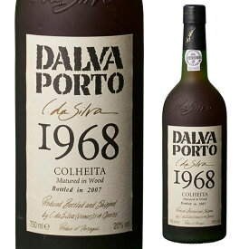 ダルバ・ポートコルヘイタ[1968]ポートワイン【送料無料】