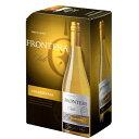 《箱ワイン》フロンテラ フレッシュサーバーシャルドネ3L[ボックスワイン][BOX][長S]