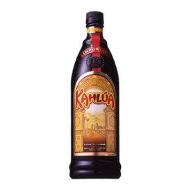 カルーア コーヒー<正規> 1,000ml 20度[1000ml][1L][リキュール][珈琲][カルア][1リットル][Kahlua][長S]