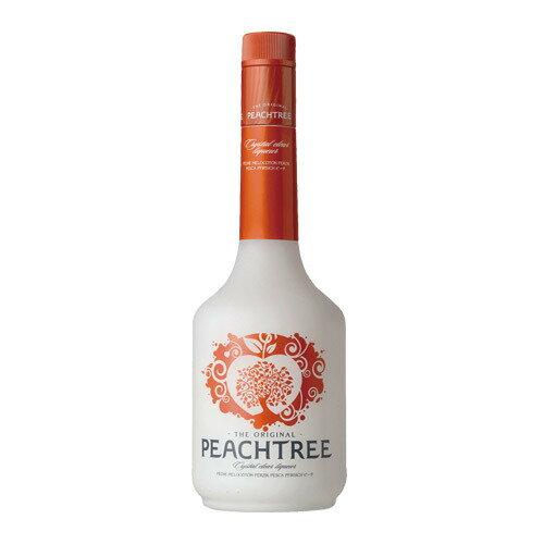 【ママ割P5倍】ピーチリキュール ピーチツリー 700ml 20度[リキュール][桃][デカイパー][デ・カイパー][オリジナル][Peach Tree][ピーチリキュール][長S]