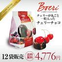 ザイニ ボエリチェリー チョコレート 150g×12袋1袋あたり398円 送料無料バレンタイン ホワイトデーチョコ イタリア …