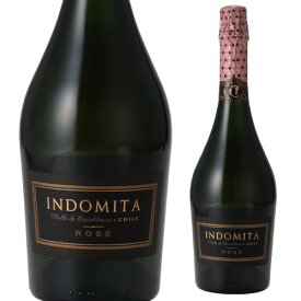 インドミタ・ブリュット ロゼIndomita Brut Rose[チリ][辛口][泡][スパークリングワイン][Sparkling Wine][長S]