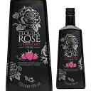 テキーラローズ ストロベリークリーム 15度 750m[リキュール][tequila][rose][長S]