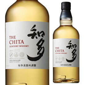 サントリー 知多 700ml 43度 whisky_SGRCD [ウイスキー][ウィスキー][グレーン][風香るハイボール][ジャパニーズ][国産][日本][愛知県][長S]