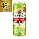 キリン 一番搾り とれたてホップ生ビール 500ml×48缶 2ケース送料無料KIRIN いちばんしぼり ビール 国産 日本 長S お歳暮 御歳暮