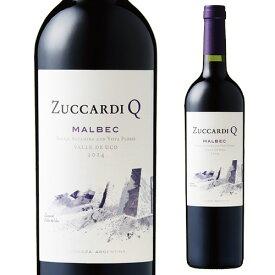 ズッカルディ キュウ マルベック ファミリア ズッカルディ 750ml アルゼンチン フルボディ 辛口 ギフト プレゼント 赤ワイン 長S