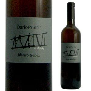 ビアンコトレベツ2015 ダリオ プリンチッチ 750ml イタリア 辛口 ギフト プレゼント オレンジワイン 白ワイン 長S