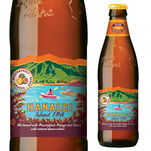 全品P3倍 1/25 0時〜24時コナビール ハナレイアイランドIPA 瓶 アメリカ ハワイ 輸入ビール