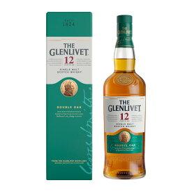 (全品P2倍 12/5限定)グレンリベット 12年 700ml 40度[ウイスキー][シングルモルト][グレンリヴェット][THE GLENLIVET][スペイサイド][長S] お歳暮 御歳暮