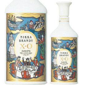 ニッカ アップルブランデー XO 白 660ml 40度 ブランデー りんご nikka brandy 長S