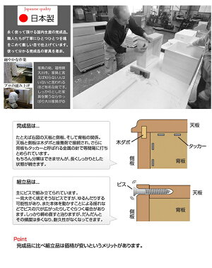 国産完成品!天然木アルダー折れ扉式ペットケージ幅90cmインテリア性も兼ね備えたペット家具「すむぺっとシリーズ」