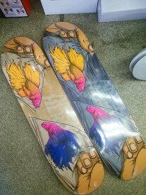 "[ANTI HERO]  ALPHABETA SERIES CRUISER 8.15"" x 31.5""Skateboard Deck -アンチヒーロー スケートボード クルーザーデッキ"