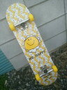 【CLICHE】7.75 MR.HAPPY クリーシェ スケートボード 純正コンプリート COMPLETES Skateboard