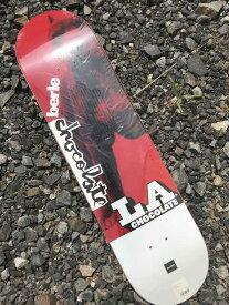 【CHOCOLATE】ANGEL CITY ELIJAH BERLE 7.812×31.3 Skateboard Deck チョコレート スケートボード デッキ