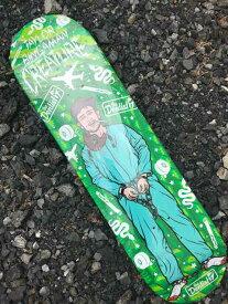 【 CREATURE 】 PSYCH WARD BINGAMAN 8.3×32.2 Skateboard Deck クリーチャー スケートボード デッキ
