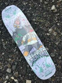【 CREATURE 】EVERSLICK SLAPSHOT MD 8.35×32.19 Skateboard Deck クリーチャー スケートボード デッキ