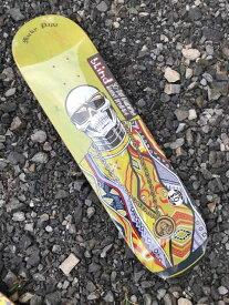 【BLIND】Reaper Vennr MICKY PAPA  8.0x31.7 MELLOW concave Skateboard Deck ブラインド スケートボード デッキ