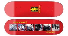 【Girl 】 Beastie Boys photographed by Spike Jonze. Sabotage Skateboard Deckガールスケートボード デッキ