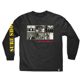 【Girl 】 Beastie Boys photographed by Spike Jonze. Sure Shot Photo Long Sleeve Teeガールスケートボード デッキ