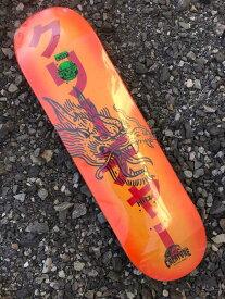 【Creature 】SKETCHY DEMONS HITZ 8.375×32 Skateboard Deck クリーチャー スケートボード デッキ