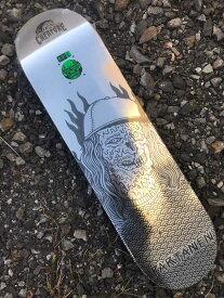 【Creature 】MELTED PARTANEN 8.3×32.2  Skateboard Deck クリーチャー スケートボード デッキ