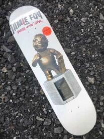 【DEATHWISH】JAMIE FOY Big Boy Trophy Deck 8.0x31.5 Skateboard Deck デスウィッシュ スケートボード デッキ