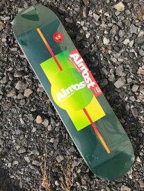 【Almost】7.5X31.1 GRADIENT FOREST Skateboard Deck オールモスト スケートボード デッキ