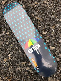 【Enjoi】8.0X31.8 RAINING PANDA DARK BLUE Skateboard Deck エンジョイ スケートボード デッキ